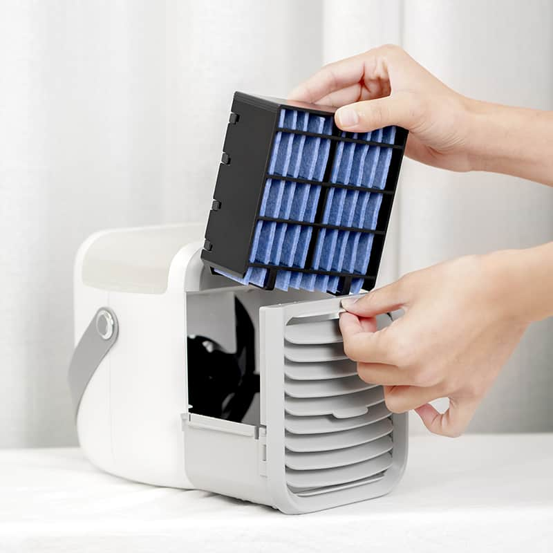 Blaux Portable AC review
