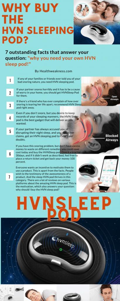 hvn sleeping pod reviews